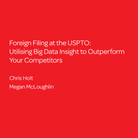 Foreign Filling at the USPTO