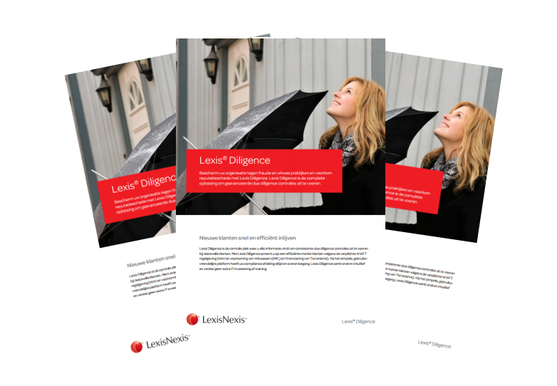 Brochure Lexis Diligence