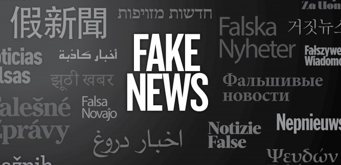 tekstblok fake news