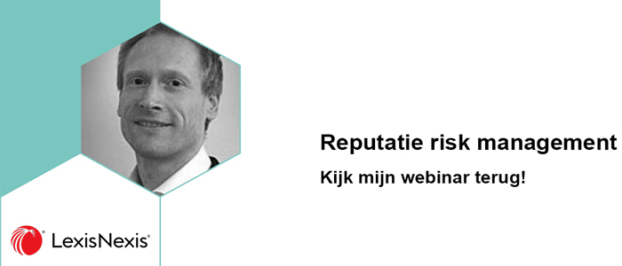 Reputatie risk management