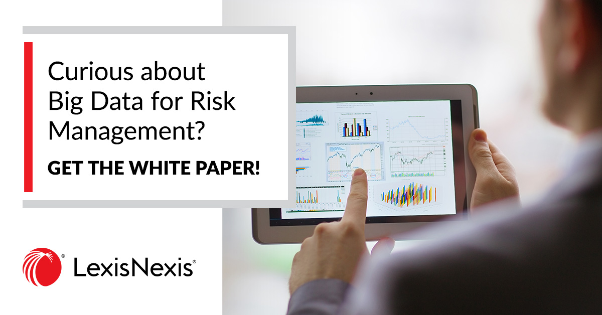 Big Data for Risk Management