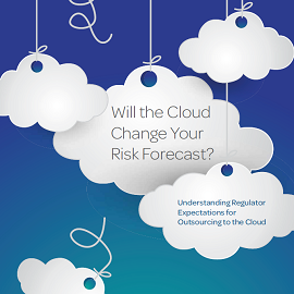Will the cloud change your riskforecast
